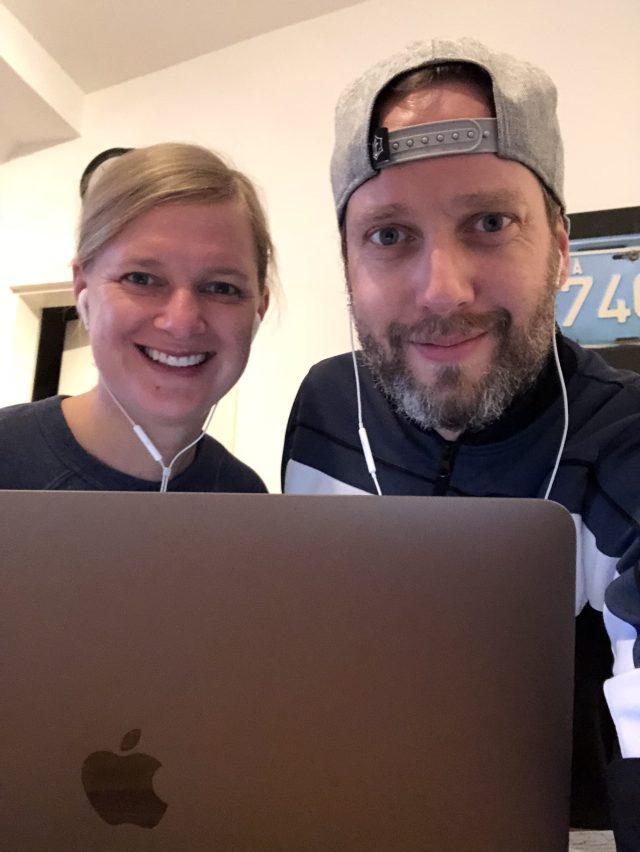 Podcast zur Weltreise