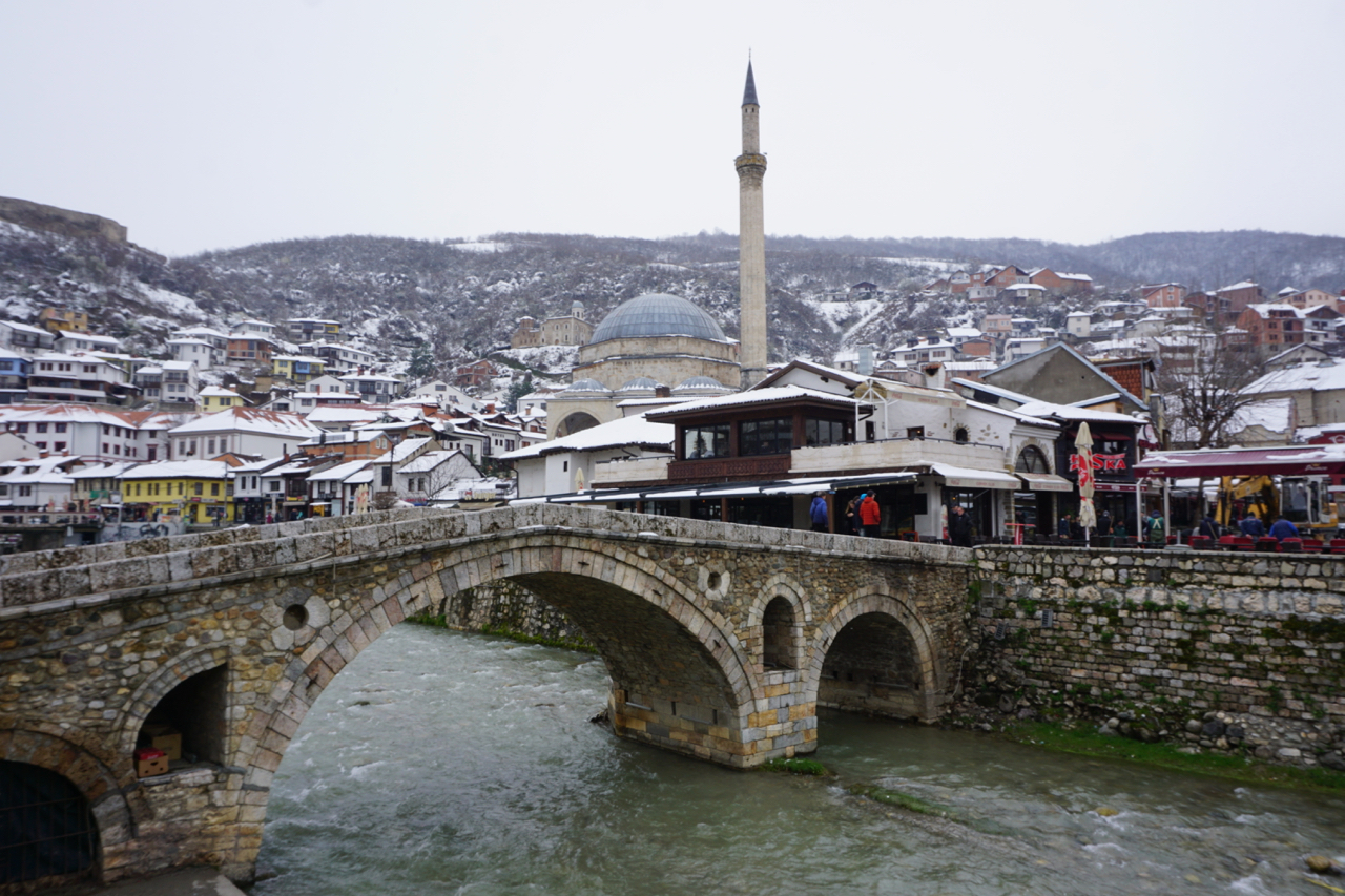 Brücke in Prizren