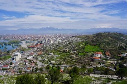 Shkodra ist die zweitgrößte Stadt Albaniens