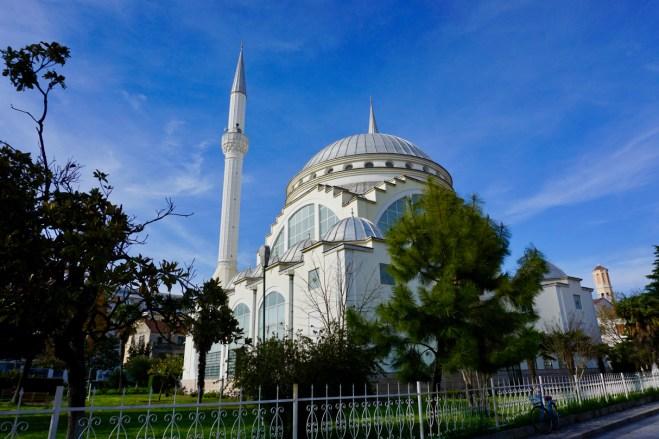 Moscheen findet man viele in Albanien