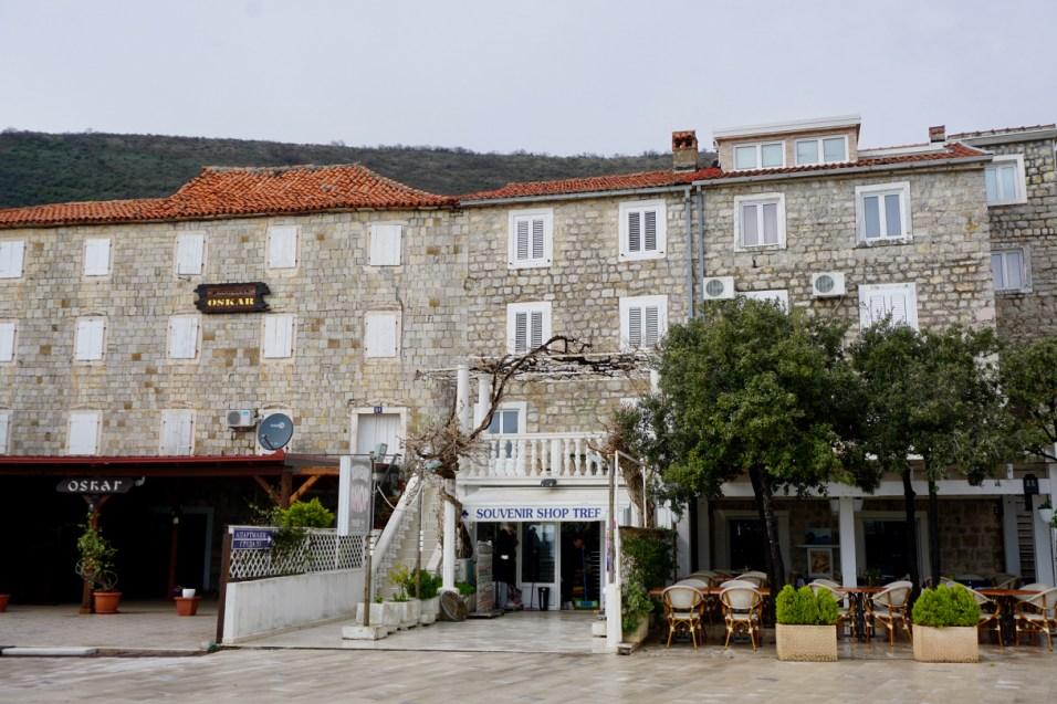 Montenegros alte Häuser
