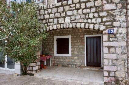 Alte Gemäuer in Montenegro