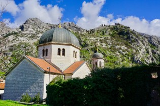 Kirche in Montenegro