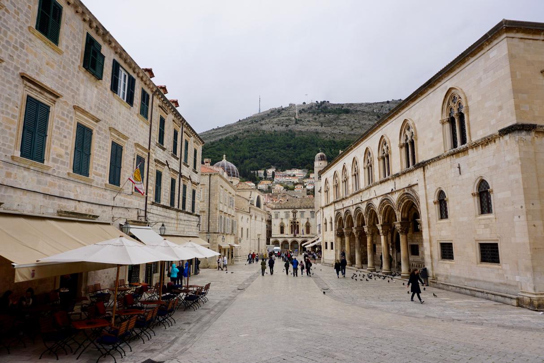 Altstadt in Kroatien