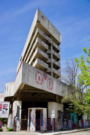 Bosnienkrieg Sniper House