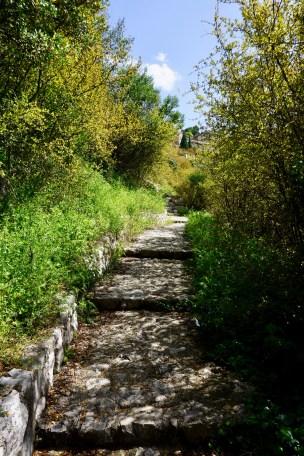 Alter Weg durch Pocitelj