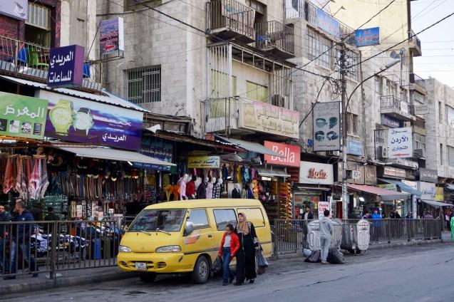 Großstadt im Nahen Osten