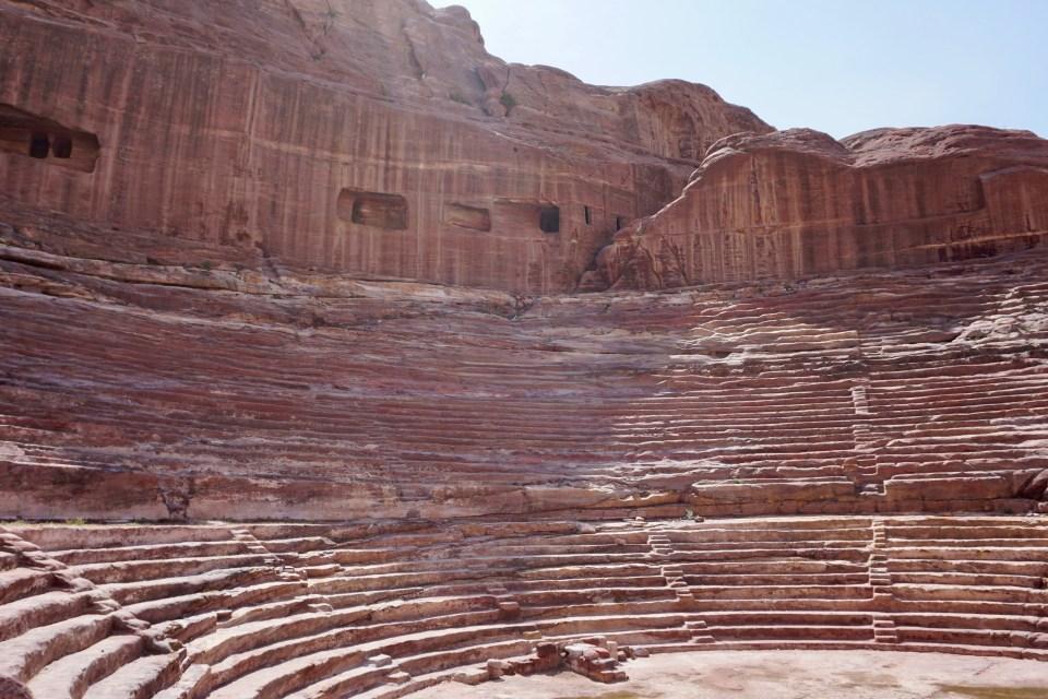 Theater von Petra