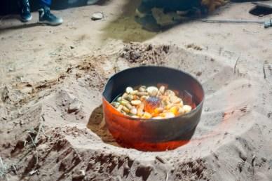 Grillen mit Beduinen