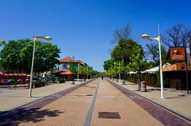 Strandort in Litauen