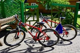 Mountainbike-Tour durch Nida
