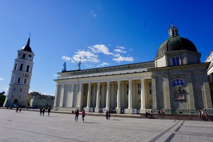 Kathedrale im Baltikum