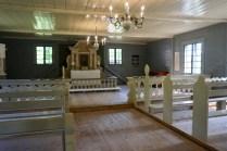 Holzkirche aus 1750
