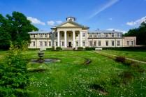 Schloss in Lettland