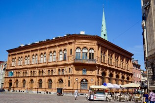 Börse in Lettland