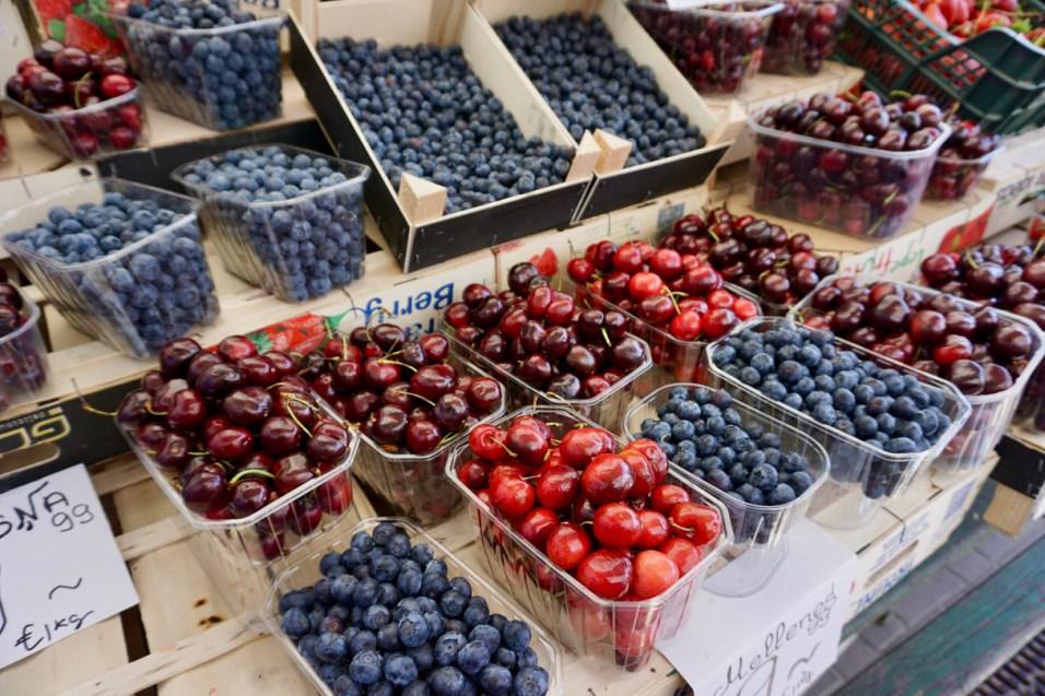 Lettland & seine Beeren