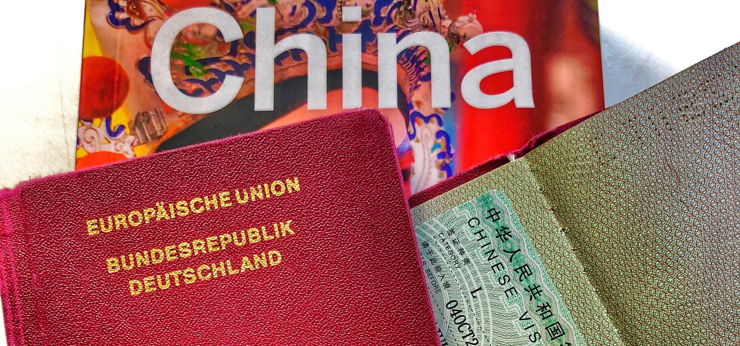 China-Visum in Russland