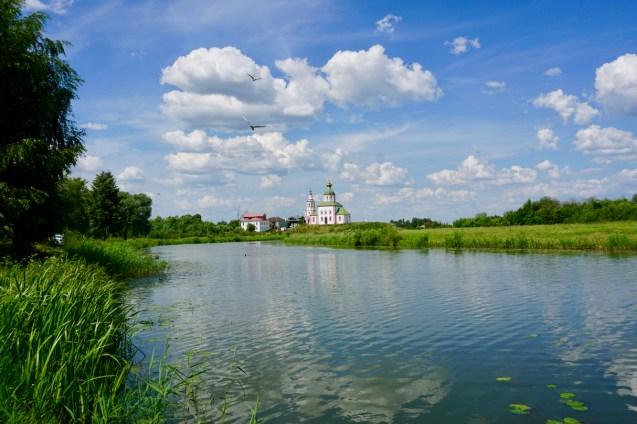 Ortschaft in Russland