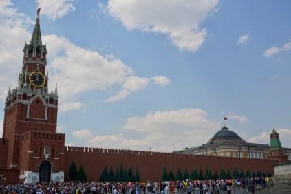 Glockenturm Kreml Moskau