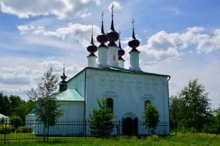 Suzdal mit Kirche