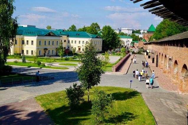 Kreml-Besichtigung