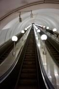 Metrostation in Russland