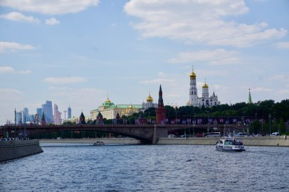 Bootstour in Russland