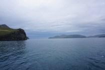 Baikal-See im Juli