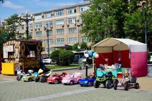 Spielzeug in Russland