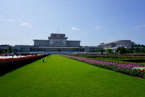 Kumsusan-Palast in Pjöngjang