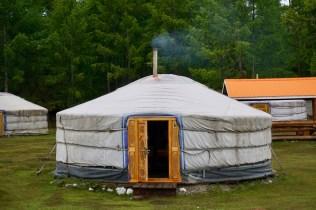 Unterkunft am White Lake