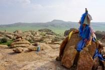 Shamanismus ist in der Mongolei weit verbreitet