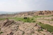 Baga Gazriin Chuluu in der Gobi-Wüste