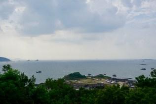 Nampo in Nordkorea