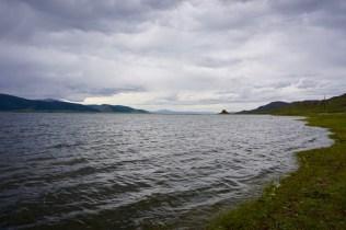 White Lake Mongolei