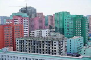 Wohnen in Pjöngjang