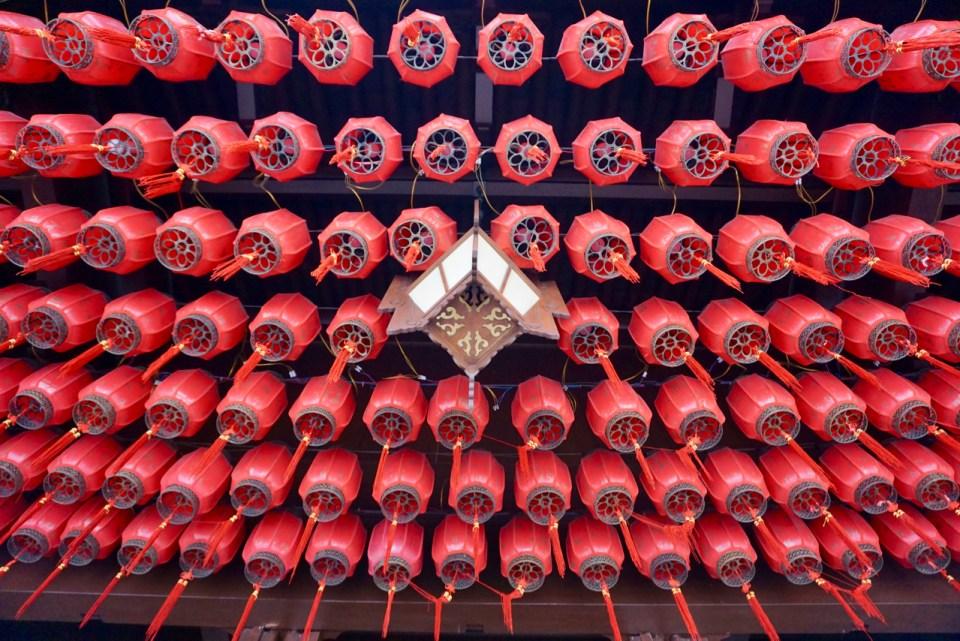 Lampignons in China