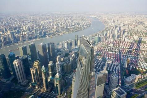 Shanghai am Wasser
