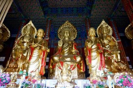 Yunnan mit Chongsheng-Tempel