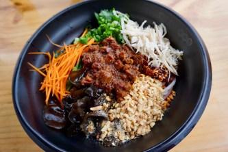 Mittagessen in Yunnan