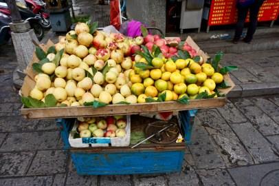 Ostverkauf in Yunnan
