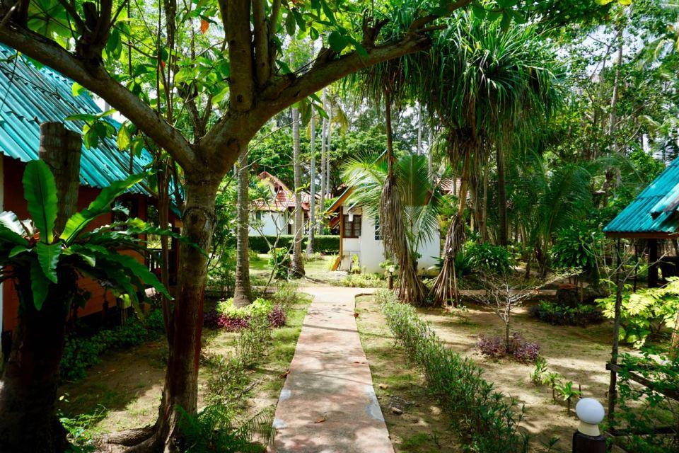 Bungalow-Anlage auf Koh Lanta