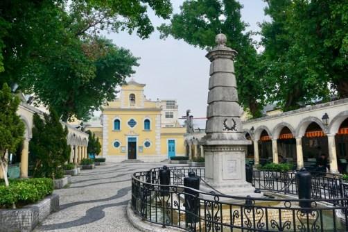 Kirche in Macau