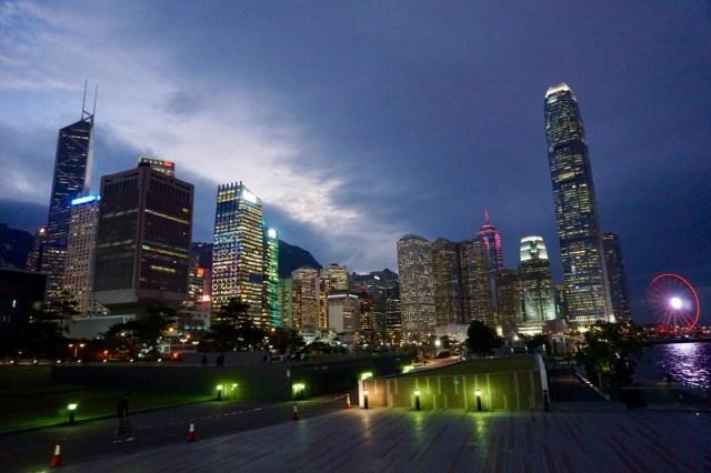 Hongkong nachts