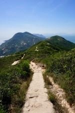 Wandern in Hongkong