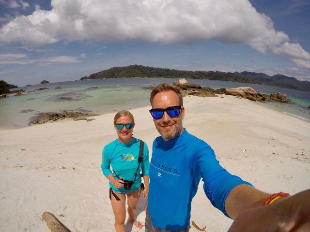 Koh Rong Selfie