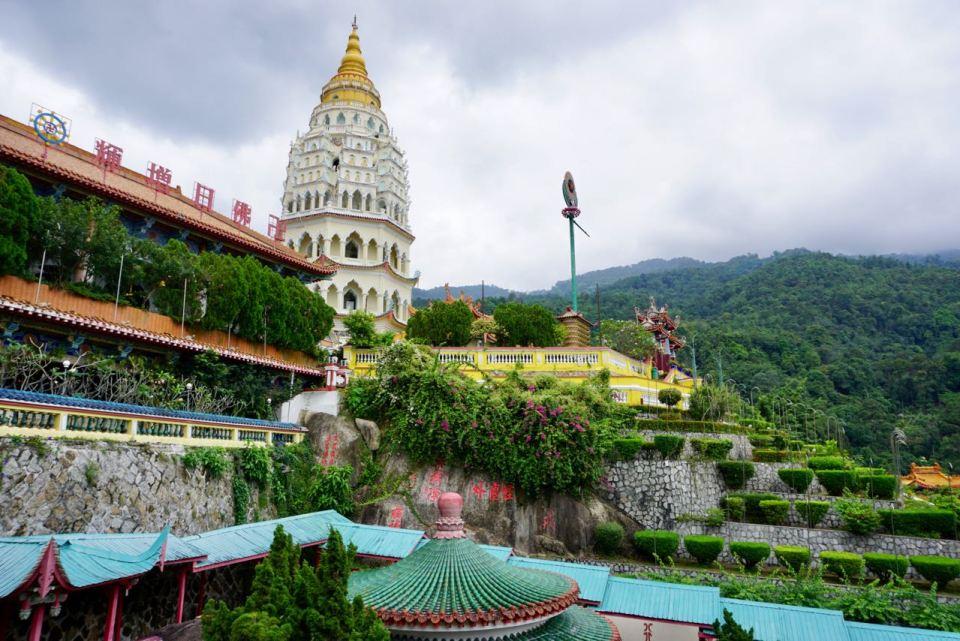 Tempel auf Penang