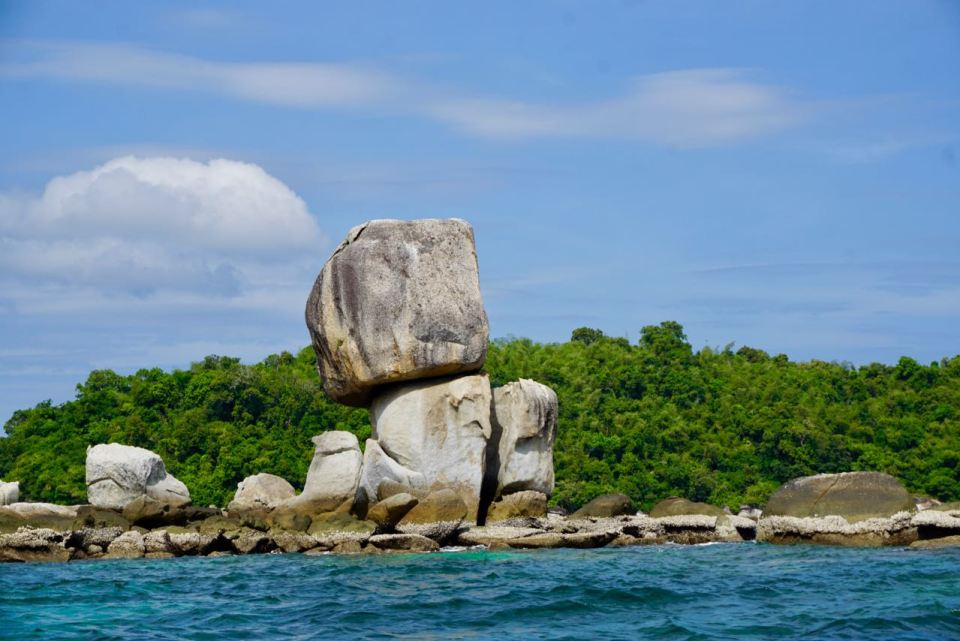Stones of Koh Hin Sorn