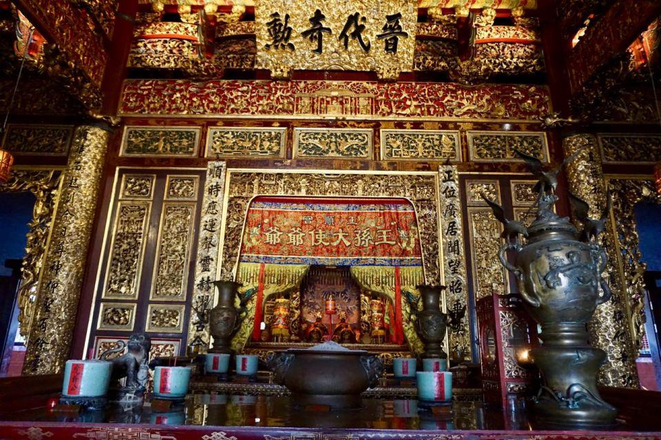 Tempel in Penang