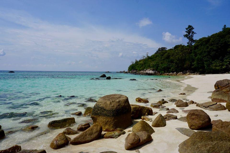 Strand an der Amandensee